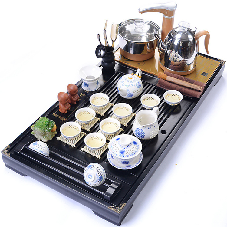 bàn trà điện v2407