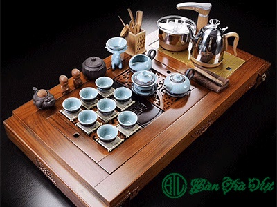 Bộ bàn trà Tần Thủy Hoàng H8508