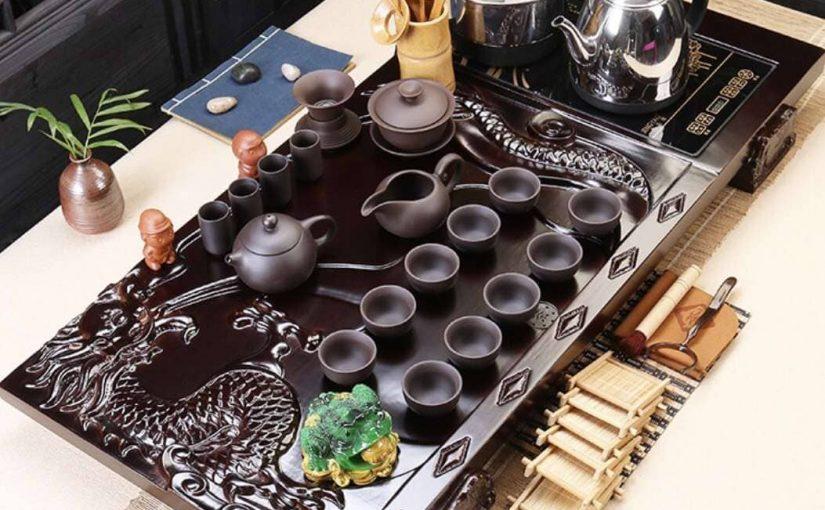 8 mẫu bàn trà điện cao cấp và độc đáo