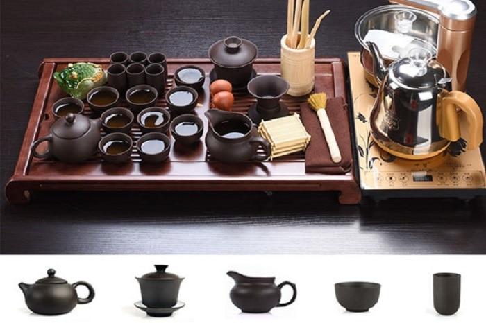 Bàn trà cho người mệnh Mộc
