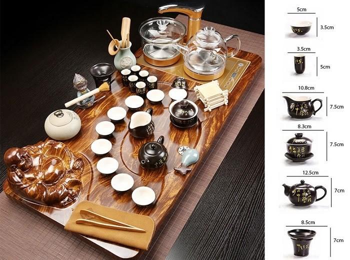 Những bộ bàn trà điện là xu hướng bàn trà mới của gia chủ tinh tế