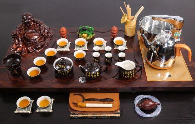 Các mẫu bếp pha trà thông minh ưa chuộng nhất trên thị trường