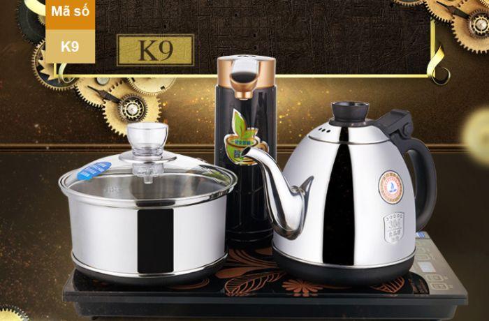 Sản phẩm mang đến nhiều tiện ích, giúp công việc pha trà mỗi ngày trở nên đơn giản và nhanh chóng hơn