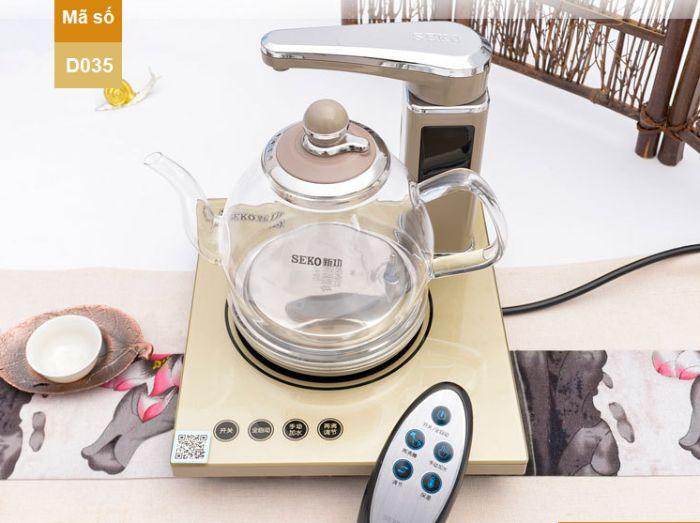 Seko là thương hiệu có nhiều mẫu bế pha trà thông minh được yêu thích nhất