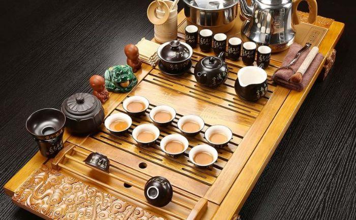Kinh nghiệm chọn cửa hàng mua bàn trà điện