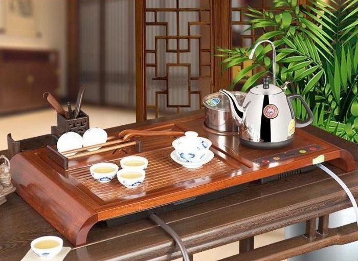 Mẫu bàn trà điện tặng sếp đẹp với nhiều ý nghĩa sâu sắc
