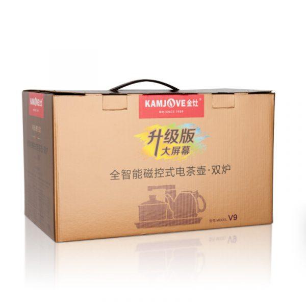 Hình ảnh bếp pha trà kamjove V9 cả hộp