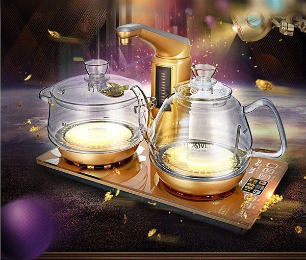 bếp pha trà cao cấp kamjove G9 hàng chính hãng ở Việt Nam