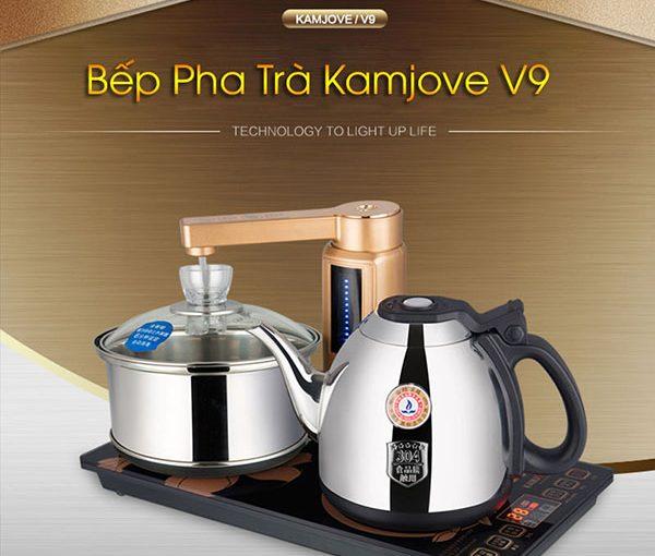 bếp pha trà cao cấp kamjove V9 hàng chính hãng