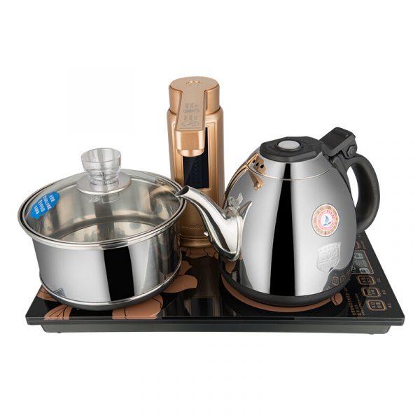 hình ảnh thực tế bếp pha trà kamjove V9