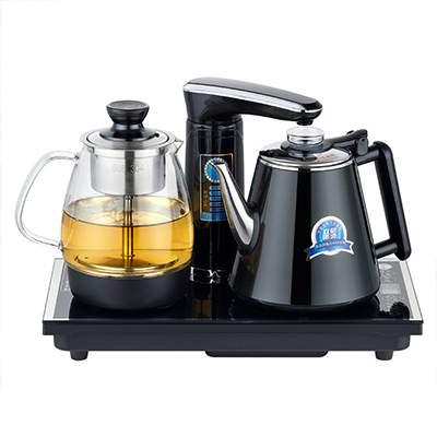 bếp pha trà thủy tinh Q34