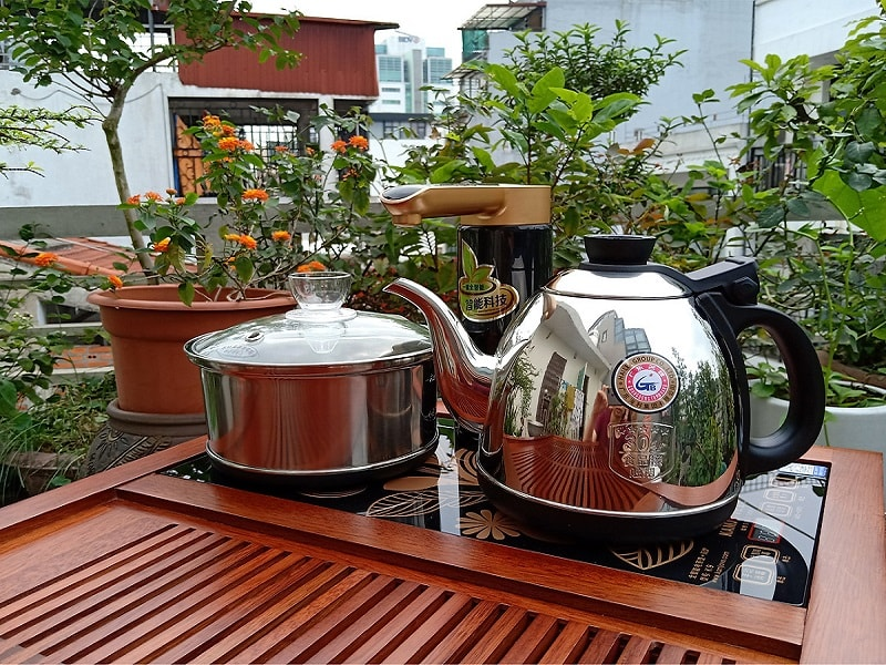 Các mẫu bếp pha trà kamjove bán chạy nhất hiện nay