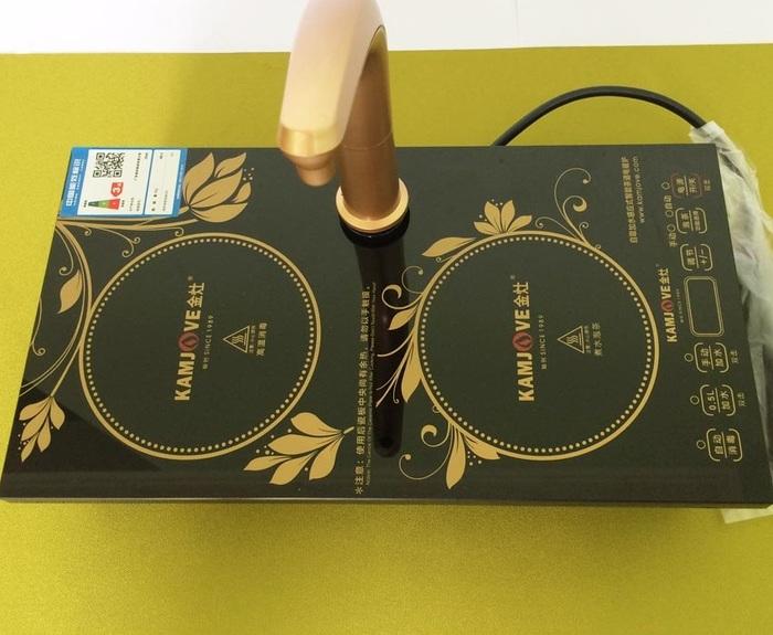 Bếp Kamjove là sản phẩm dành riêng cho việc pha trà