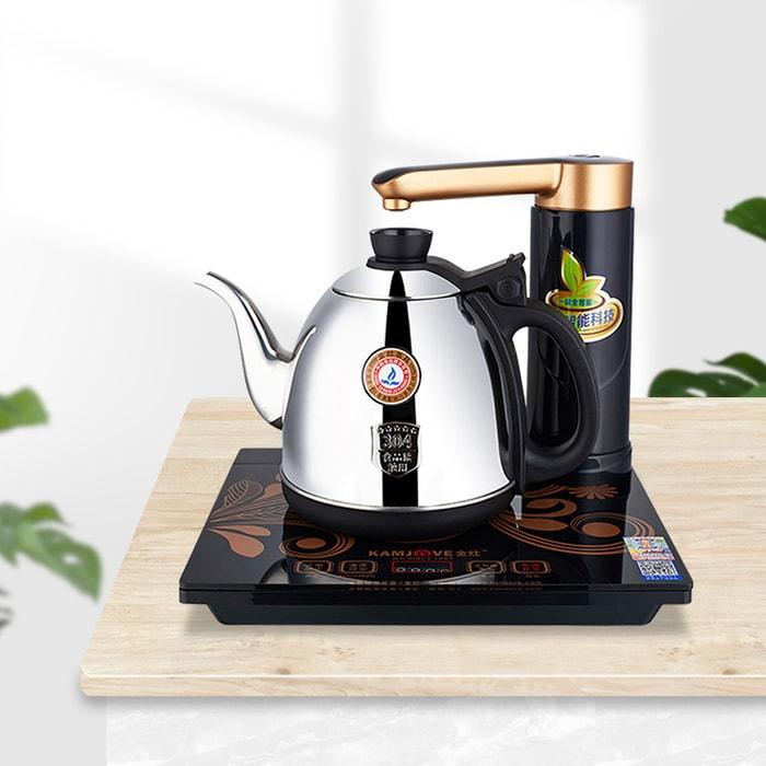 Chiếc bếp uống trà này của Kamjove có kích thước rất nhỏ gọn