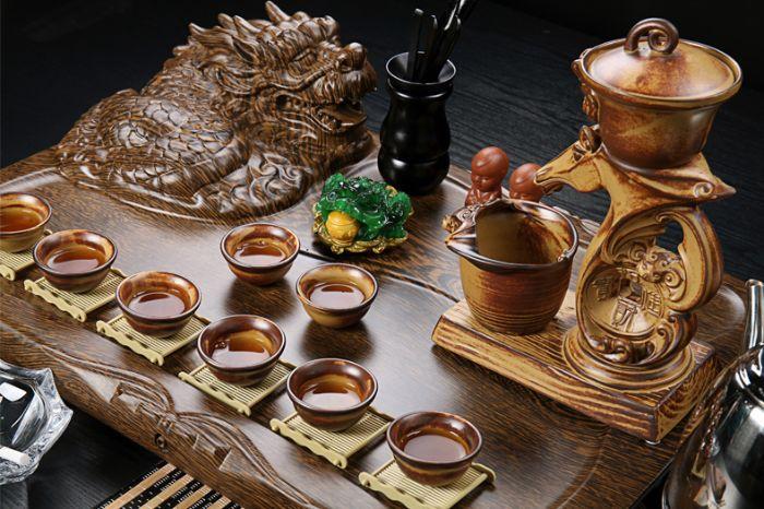 Mẫu bàn trà đi biếu Tết tặng người thân, bạn bè, đồng nghiệp